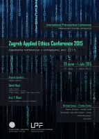 Reminder -CFP Zagreb Applied Ethics...