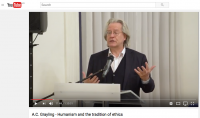 "A. C. Grayling ""Humanism and the..."